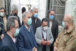 سفر یکروزه قالیباف به شهرستانهای جنوبشرق تهران آغاز شد