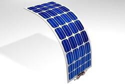 صفحه خورشیدی کاملاً تاشو و مقاوم در برابر فشار تولید شد