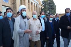 رئیسمجلس شورای اسلامی وارد پیشوا شد