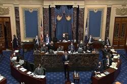 پنجمین روز محاکمه ترامپ / حضور شهود با ۵۵ رأی به تصویب رسید