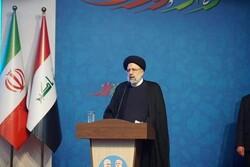 Reisi: Güçlü Irak İran'ın hedefidir