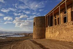 زندگی در قلعه تاریخی