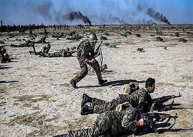مرحله نخست رزمایش پیامبر اعظم (ص) ۱۶ نیروی زمینی سپاه آغاز شد