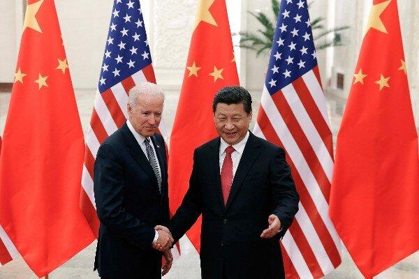 امریکی صدر جوبائیڈن اور چینی صدر کے درمیان ٹیلیفون پر گفتگو