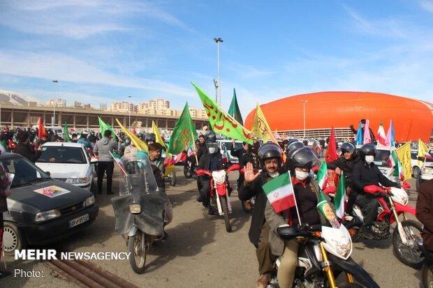 تقدیر نماینده ولی فقیه و استاندار از حماسه حضور مردم کردستان