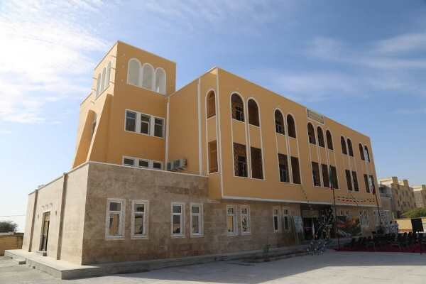ساختمان آموزشی حوزه های علمیه آذربایجان غربی افتتاح شد