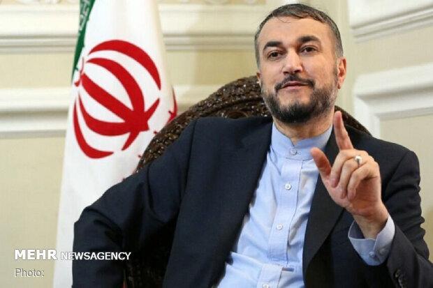 على بايدن التحدث مع الشعب الايراني بقوة المنطق وليس بمنطق القوة