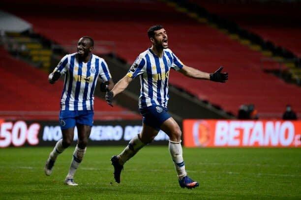Iran's Taremi named best striker in Jan. in Portugal League