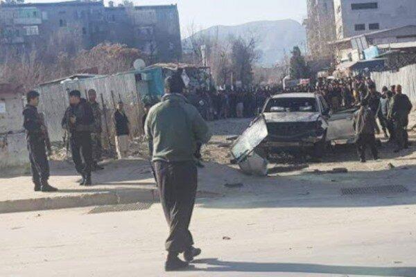 Three explosions hit Afghanistan's Kabul, Nangarhar