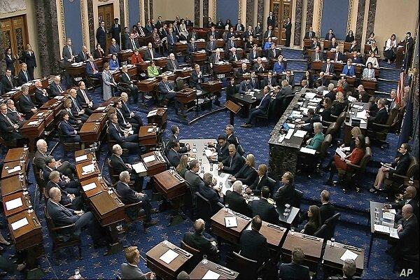 تصاویر جدیدی از یورش به کنگره آمریکا منتشر شد