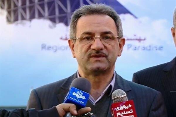 ۵۵۰ پروژه طی هفته دولت در استان تهران به بهره برداری رسید