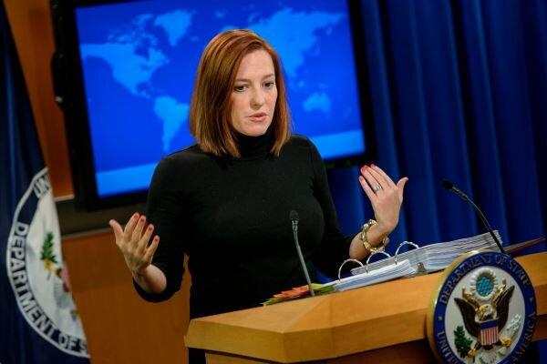 واکنش کاخ سفید به اعلام غنی سازی ۶۰ درصد توسط ایران