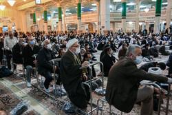 مرحوم آیت اللہ مصباح یزدی کے چالیسویں کی مناسبت سے مجلس ترحیم منعقد