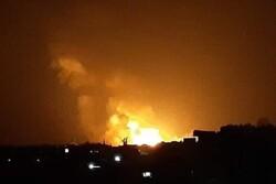 شنیده شدن صدای انفجار در حومه استان حسکه سوریه