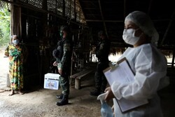 Brazil registers record daily COVID-19 deaths of 2,841
