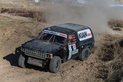 İran'da off-road yarışları düzenlendi