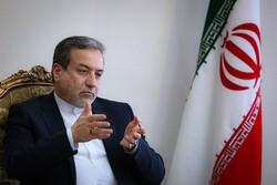 عراقچی: راه بازگشت آمریکا به برجام خاتمه دادن به تمام تحریمها است