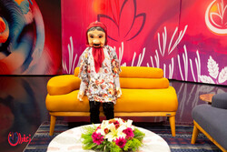 بزرگترین عروسک ماریونت به شبکه دو آمد