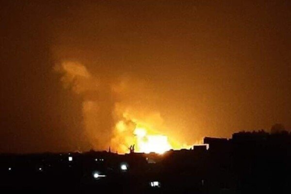 وقوع انفجار در حومه استان «حسکه» سوریه