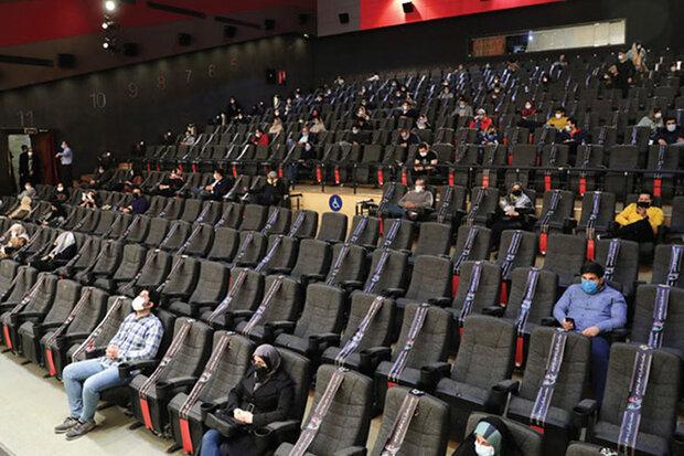 ۱۰ هزار نفر فیلم های جشنواره فجر مشهد را تماشا کردند