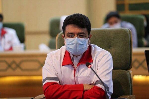 توزیع بیش از ۴۳۰ هزار ماسک در بین مردم کرمانشاه از ابتدای کرونا