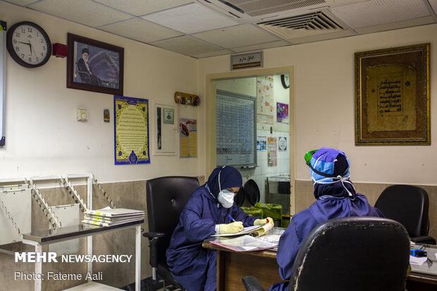 İran'da 1 milyon 543 bin 119 kişi koronavirüsü yendi