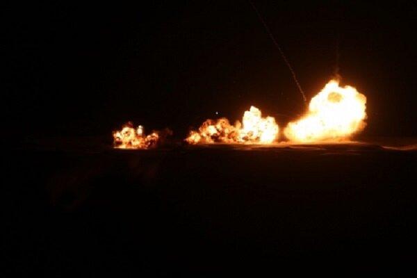 """قوات الحرس الثوري تختتم المرحلة الأخيرة من مناورات""""الرسول الاعظم (ص)"""" 16"""
