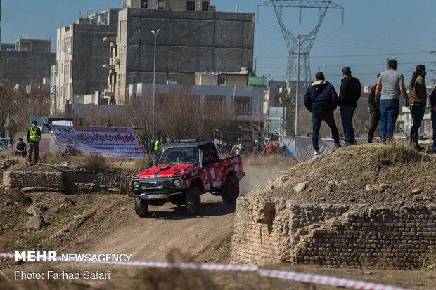 مسابقات آفرود Off-road competition in Qazvin