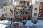 انفجار مهیب با ۱۵ مصدوم و ۲ فوتی در اردبیل