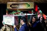 عاقبت شهید کاظمی از جانبازی در جنگ به شهادت در دفاع از حرم ختم شد
