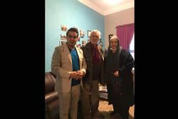رابعه اسکویی با «قجرزادهها» به تلویزیون میآید
