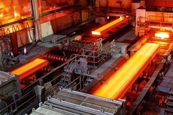Iran produces over 18.7mn tons of steel ingot in 10 months