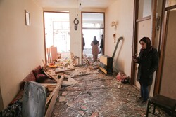 مراجعه خسارت دیدگان انفجار گاز در اردبیل به اداره گاز/بخشی از خسارات جبران می شود