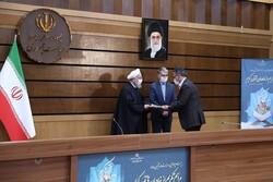 مراسم تجلیل از خادمان قرآنی با حضور رئیس جمهور برگزار شد