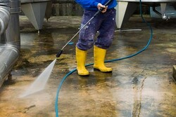 جدیدترین تکنولوژی شستشو و نظافت در کمترین زمان ممکن