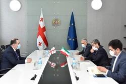 Iran, Georgia stress expansion of scientific cooperation