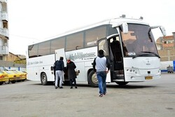 کرایه اتوبوس و تاکسی های بین شهری ۳۰ درصد افزایش یافت