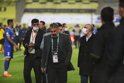 محمود فکری از هدایت استقلال استعفا کرد/ در انتظار سرمربی جدید