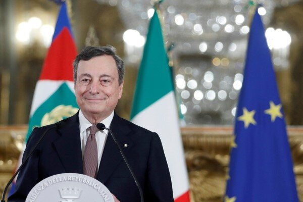 Former European CB chief named Italy's new prime minister