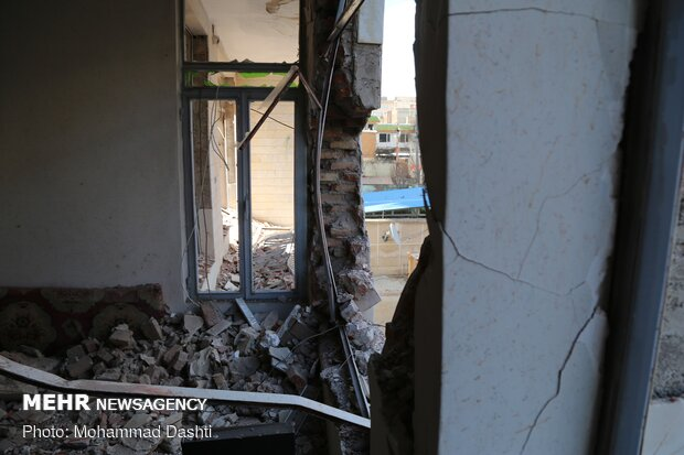 Gas explosion in Ardabil leaves two dead