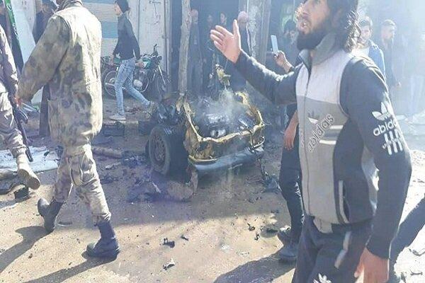 Car bomb blast in NW Syria killed, injured civilians (+VIDEO)