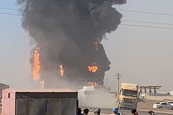 Iran to help curb huge fire in Afghanistan with 'all might'