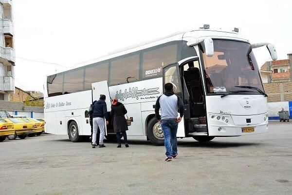 جابجایی ۱۷۵ هزار مسافر نوروزی توسط ناوگان جاده ای گلستان