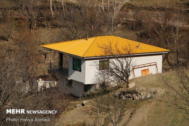 روستای امافت