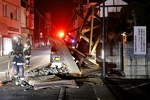 Japonya'da 7,3 büyüklüğündeki deprem sonrası 100'den fazla yaralı var