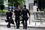امریکی وزارت دفاع پینٹاگون کی عمارت کے باہر حملے میں پولیس افسر ہلاک