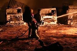 انفجار مهیب در مرز افغانستان و ایران