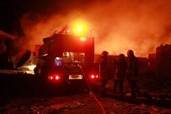 انفجار در صنایع شیمیایی نارگستر سپاهان/۹ نفر مصدوم شدند
