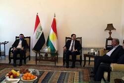 İran-IKBY ticari ilişkileri yeni sınır kapısı Siranbend ile ivme kazanacak