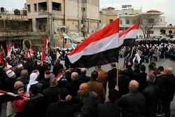 تا آزادی کامل جولان سوریه به مقاومت در برابر تل آویو ادامه می دهیم